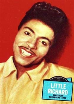 Little Richard en 1957 © 2020 by Wikipedia