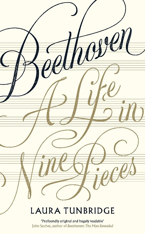 Beethoven, A Life in Nine Pieces © 2020 by Viking Press